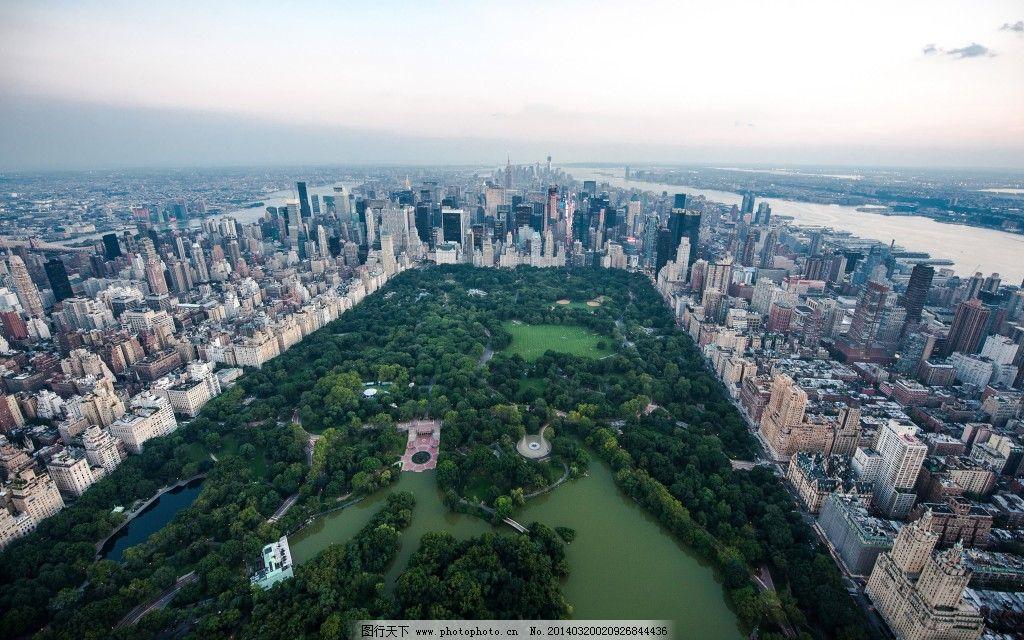 蓝天 白云 滨城市 小树 绿水 大海 海水 背景 建筑 春天 树林 森林