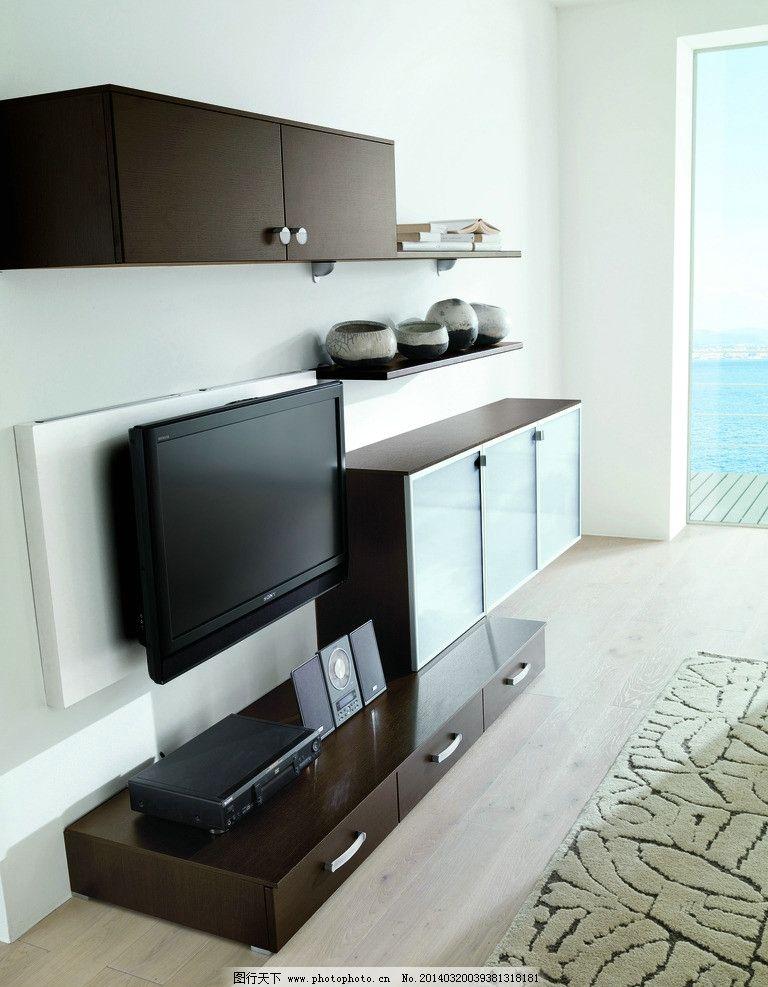 室内设计 电视 电视柜 橱柜 壁橱      室内 设计 装修 装饰 装潢