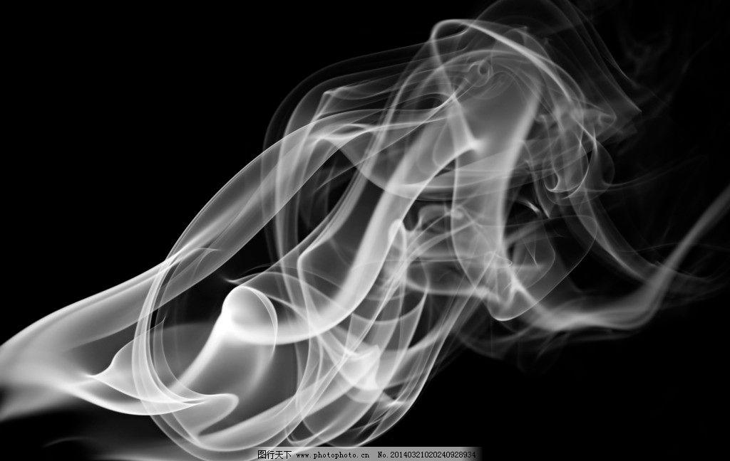 古风烟雾手绘唯美