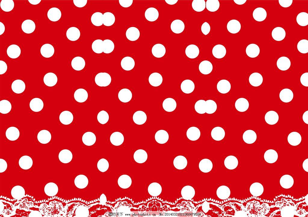 圣诞元素 圣诞元素免费下载 点点 红色 喜庆 图片素材 底纹边框