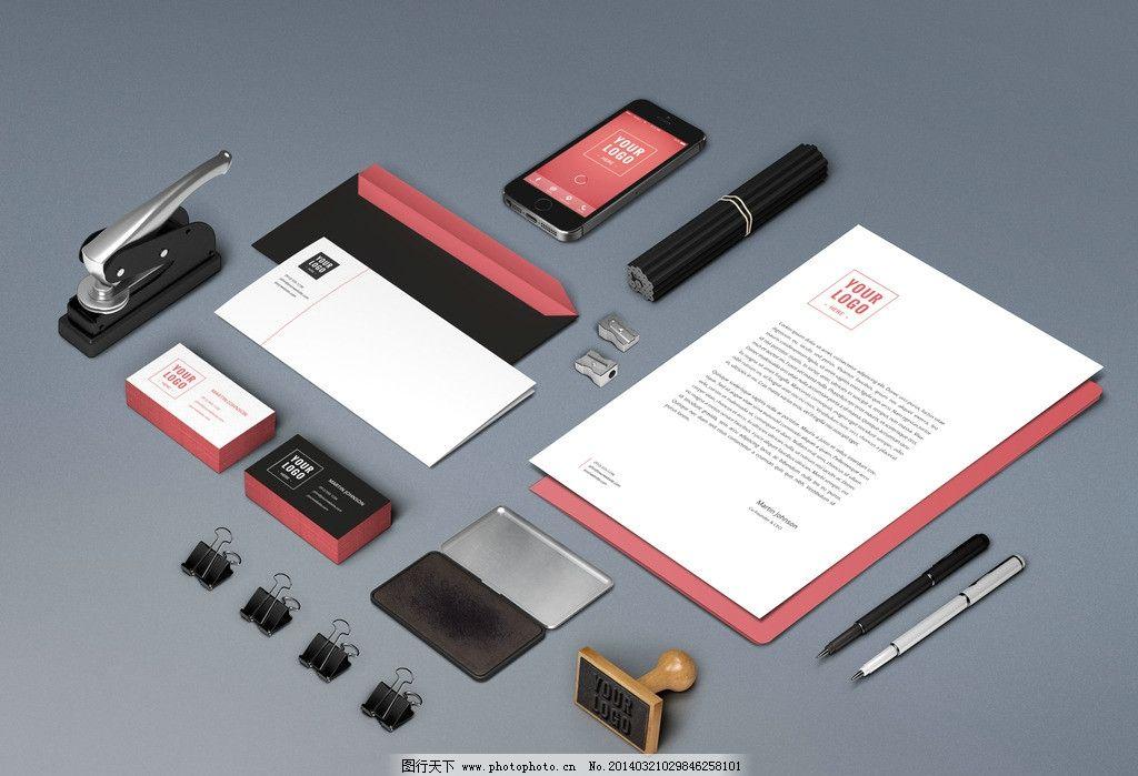 案例VI效果图图片 提案效果图图片 案例效果图图片 名片效果图图片 广告设计模板图片