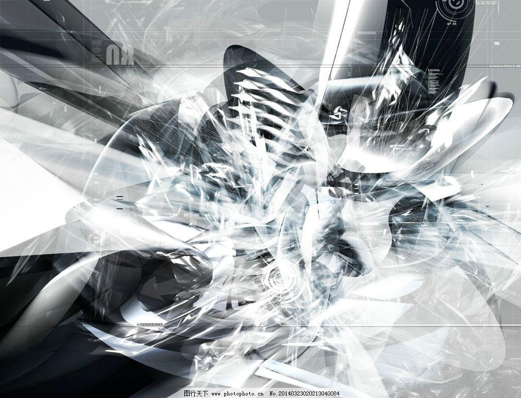 科幻壁纸 壁纸 科幻 3d 空间 桌面 背景底纹 底纹边框 设计 72dpi jpg