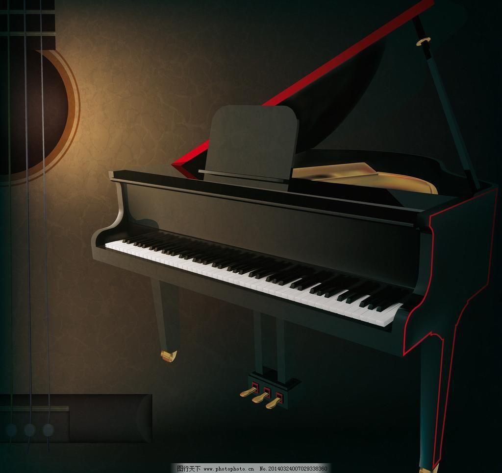 5 钢琴键盘与五线谱 简谱音高对照表