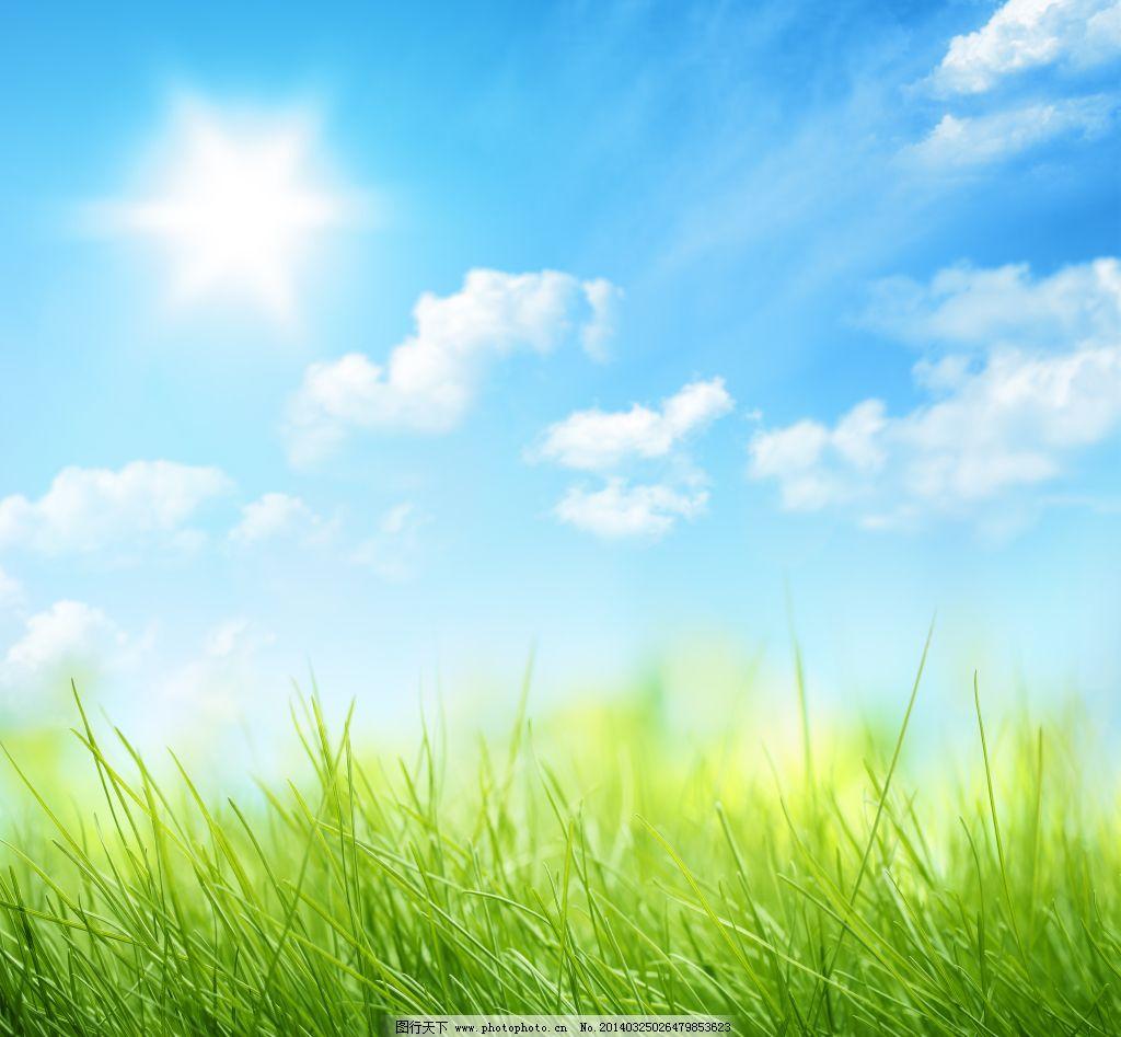 春天唯美天空风景 春天唯美天空风景图片免费下载 春天景色阳光蓝天