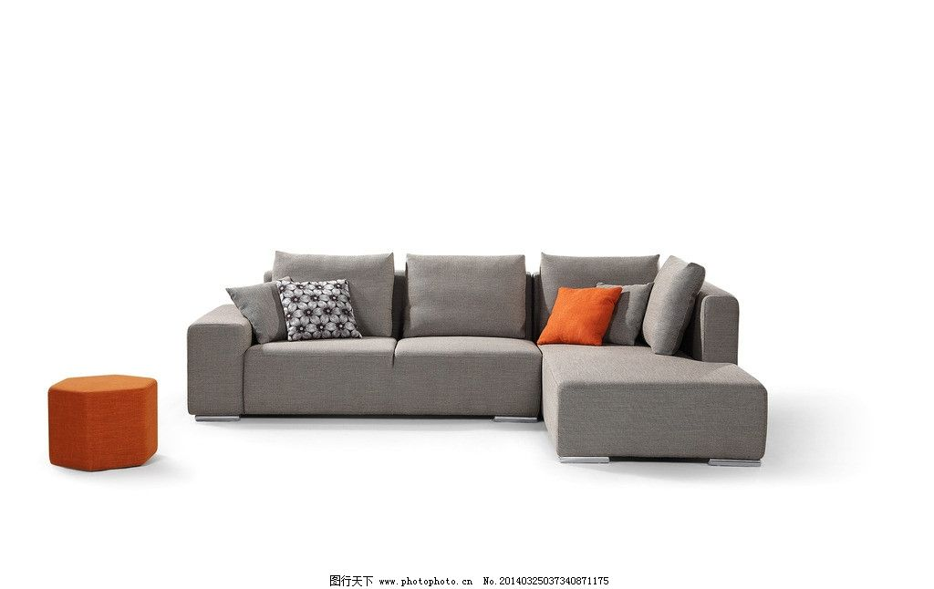 沙发 抱枕 带贵妃位 现代沙发 布艺沙发 家居生活 生活百科 摄影 150