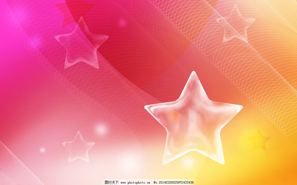 背景ppt 红色 梦幻 星星 图片素材 背景图片