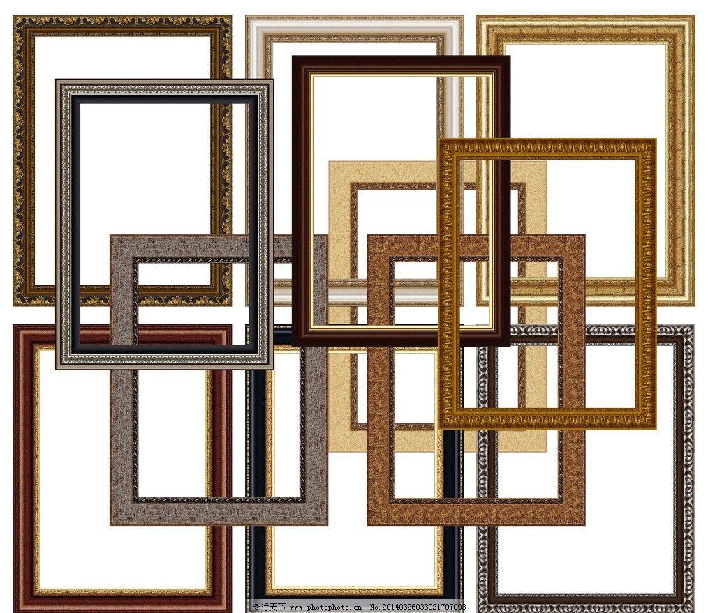欧式画框 豪华画框 油画框 装饰画框 艺术画框 花纹画框 木雕画框