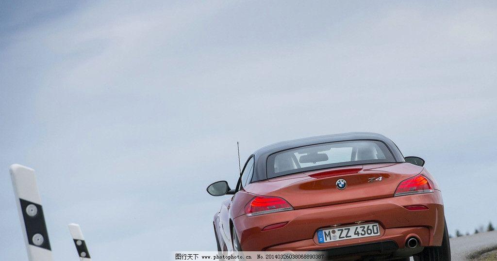 时尚汽车 红色跑车 车辆 轿车 现代科技 交通工具 摄影 速度激情 宝马