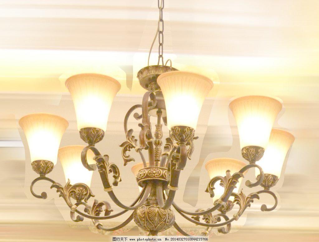 欧式吊灯 复古 巴洛图片