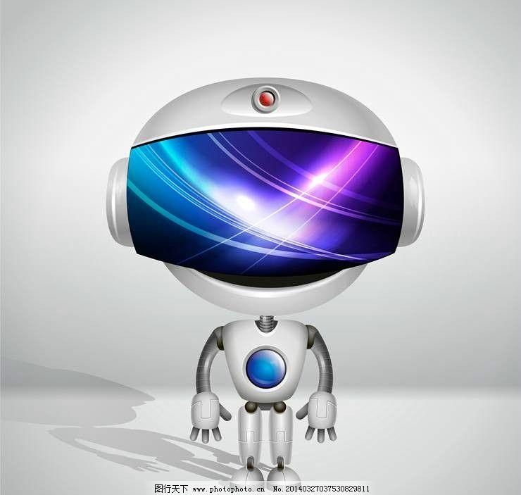 科幻机器人-robot样式