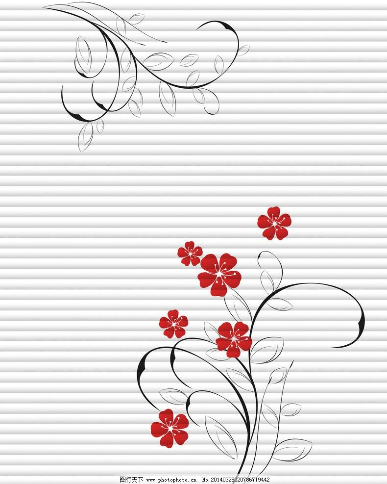 用圆规画十二瓣花