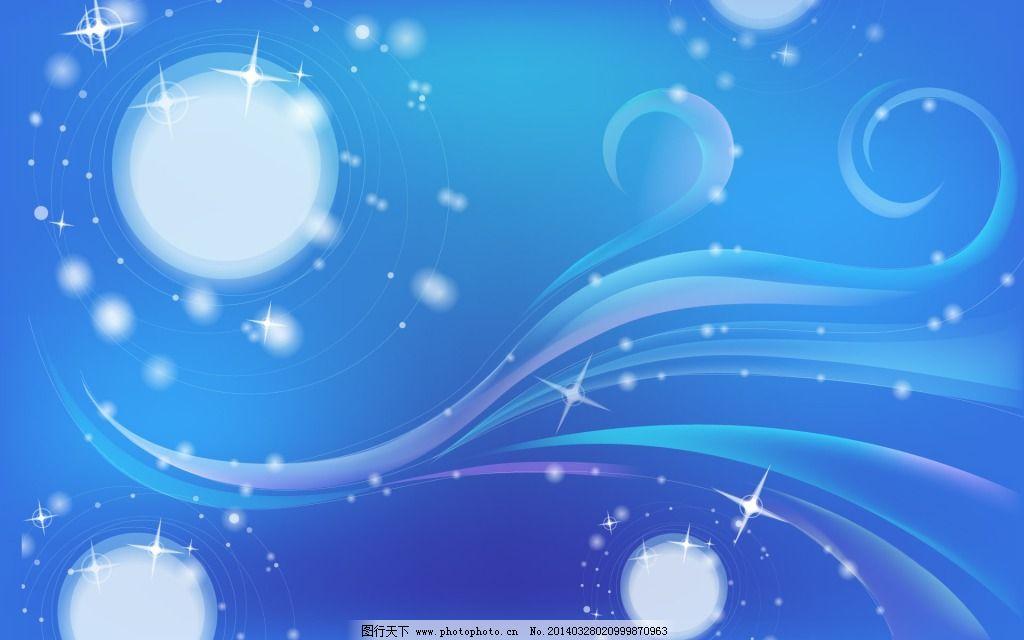 科技蓝色背景免费下载 背景 水晶 透明 线条 圆点 线条 背景 圆点