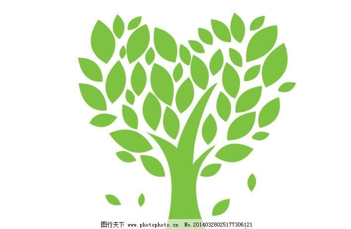 墙贴 大树 墙纸 卡通 花卉 树 叶子 苹果树 许愿树 花草 生物世界