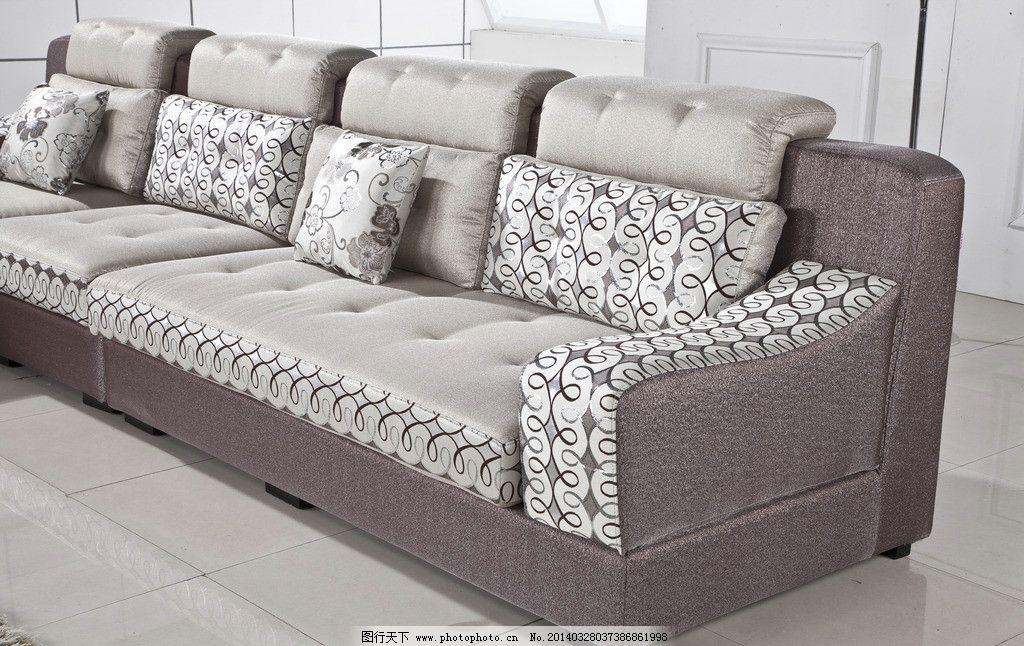 曲美欧式沙发图片
