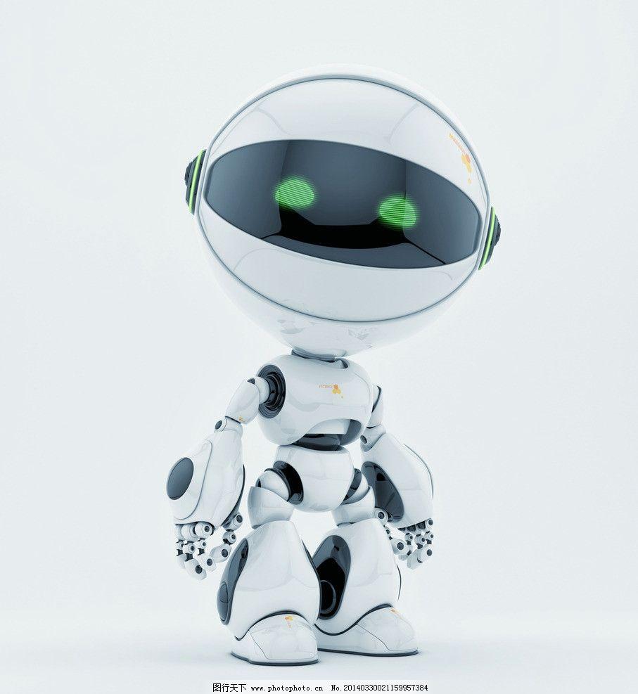 科幻 机械人