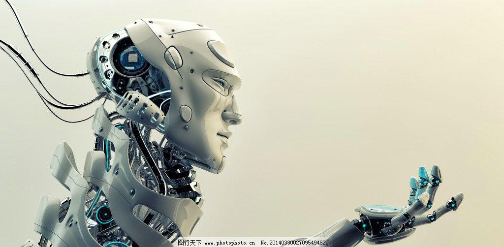 科幻機器人設計圖紙