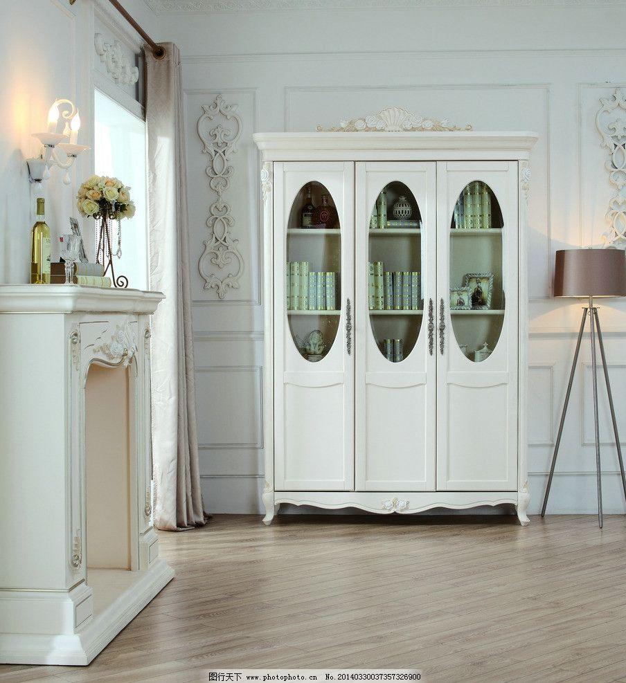 白色家具 法式室内 欧式风格家居 家居生活 生活百科 欧式饰品 摄影
