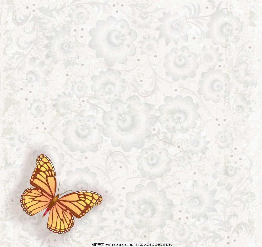 边框相框 菜单 传统花纹 底纹背景 底纹边框 古典 古典底纹 手绘花卉