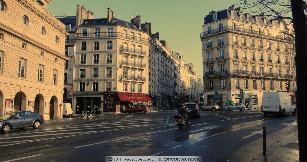 街道 旅行风景 国外街